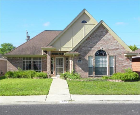 335 Karen Drive, Alamo, TX 78516 (MLS #318338) :: HSRGV Group