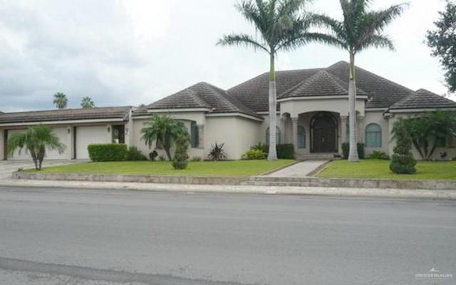 712 E Patsy Drive, Hidalgo, TX 78557 (MLS #318356) :: HSRGV Group