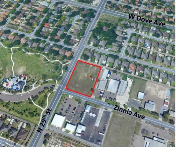 2812 Zinnia Avenue, Mcallen, TX 78504 (MLS #318365) :: The Ryan & Brian Real Estate Team