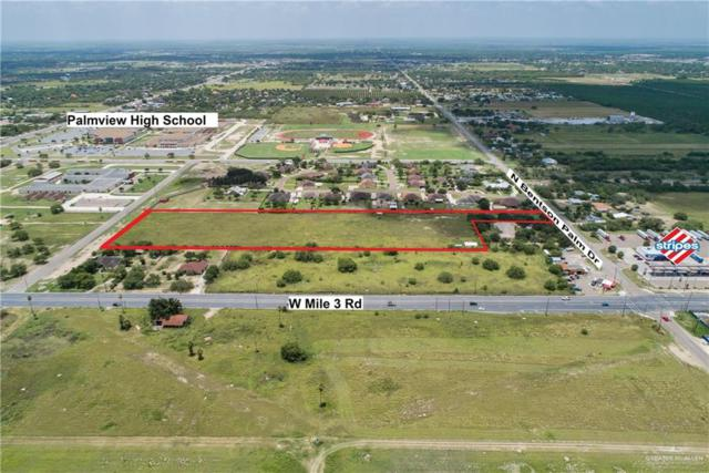 0 N Bentsen Palm Drive, Palmview, TX 78574 (MLS #318459) :: The Ryan & Brian Real Estate Team