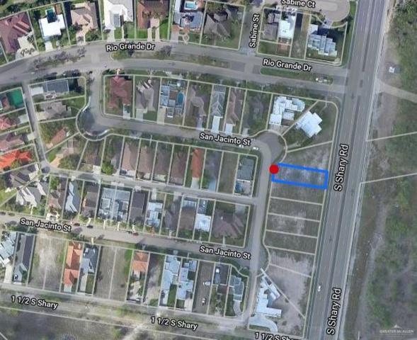 0 San Jacinto Street, Mission, TX 78572 (MLS #318491) :: The Ryan & Brian Real Estate Team