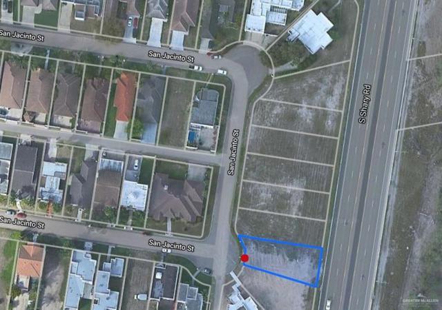0 San Jacinto Street, Mission, TX 78572 (MLS #318536) :: The Ryan & Brian Real Estate Team