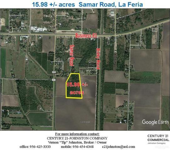 0 Samar Road, La Feria, TX 78559 (MLS #318543) :: The Lucas Sanchez Real Estate Team