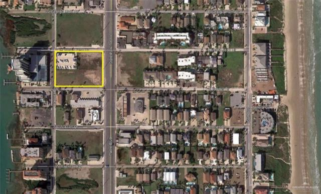 Lots1-6 Padre Boulevard, South Padre Island, TX 78597 (MLS #318654) :: HSRGV Group