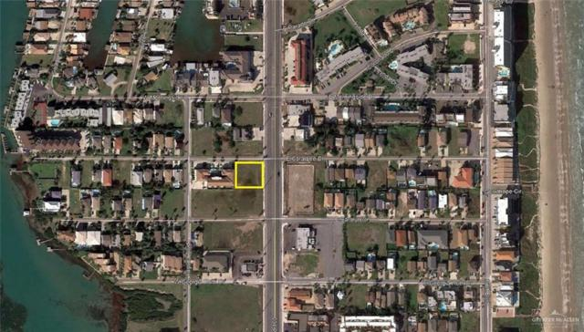 Lot 5 & 6 Padre Boulevard, South Padre Island, TX 78597 (MLS #318657) :: The Maggie Harris Team