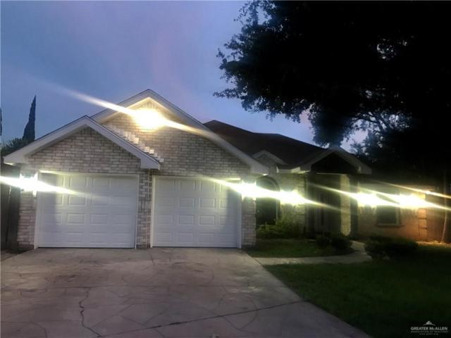 3605 Hawk Court, Mcallen, TX 78504 (MLS #318677) :: The Ryan & Brian Real Estate Team