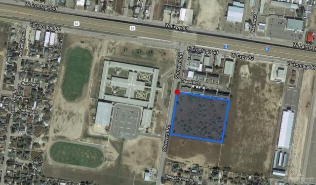 0 W Expressway 83, Palmview, TX 78572 (MLS #318791) :: Jinks Realty