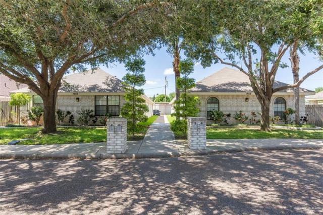 1902 Summer Breeze Street, Mission, TX 78572 (MLS #318860) :: The Lucas Sanchez Real Estate Team