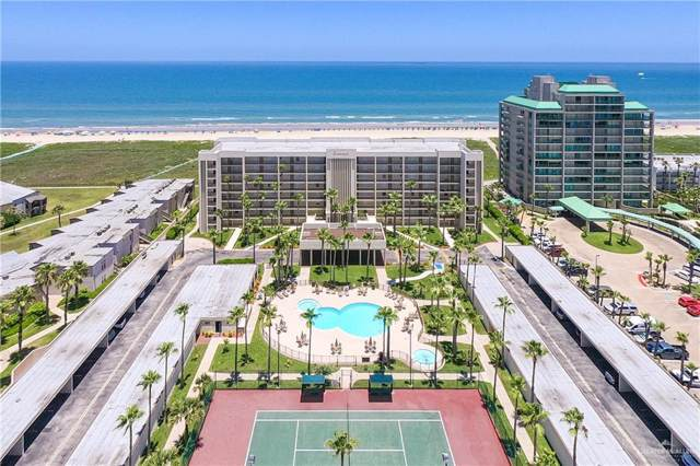 900 Padre Boulevard #205, South Padre Island, TX 78597 (MLS #318969) :: The Maggie Harris Team
