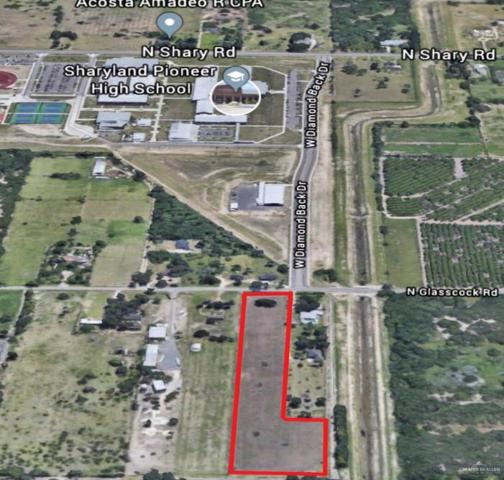 00 N Glasscock Road, Mission, TX 78573 (MLS #319088) :: The Ryan & Brian Real Estate Team