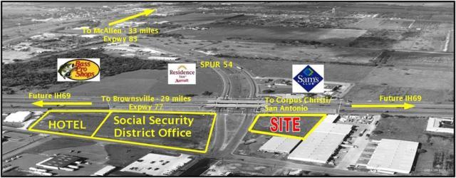 0 Expressway 77, Harlingen, TX 78550 (MLS #319111) :: HSRGV Group
