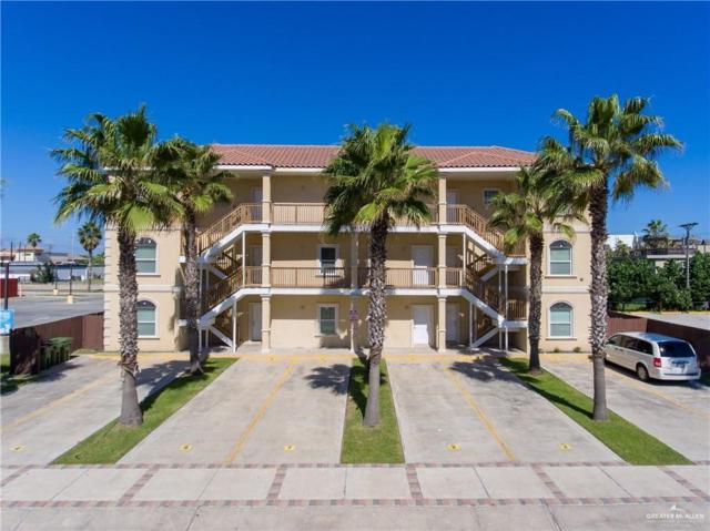 110 E Harbor Street #5, South Padre Island, TX 78597 (MLS #319198) :: The Maggie Harris Team