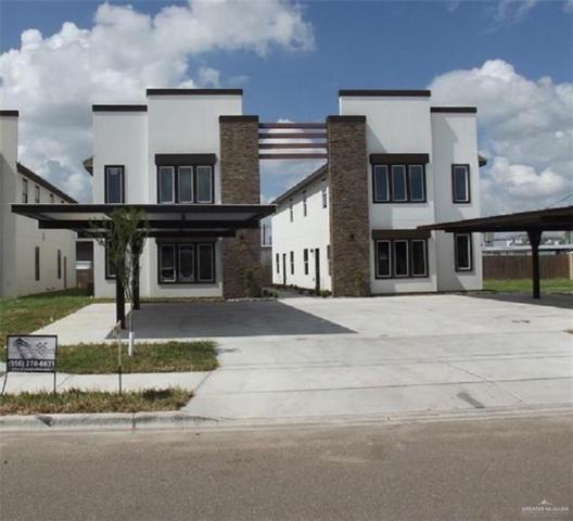 1315 Bodark Avenue #4, Edinburg, TX 78541 (MLS #319244) :: The Ryan & Brian Real Estate Team