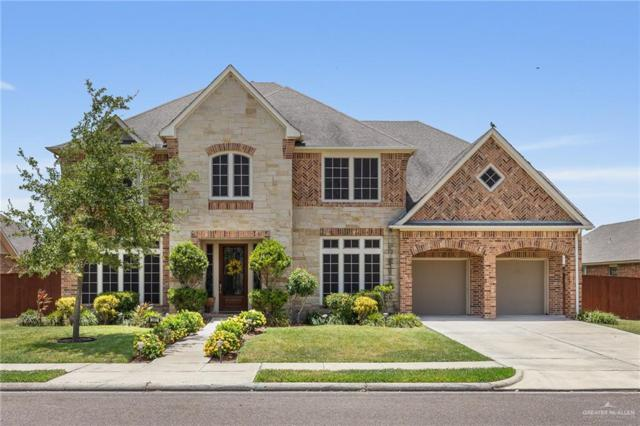 2402 San Alejandro, Mission, TX 78572 (MLS #319258) :: The Ryan & Brian Real Estate Team