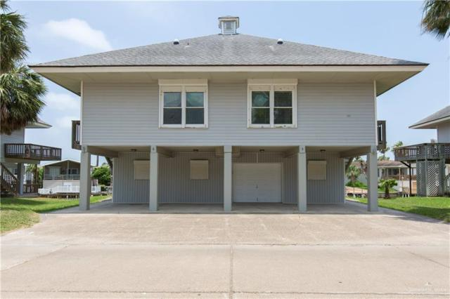 105 W Scallop #5, Port Isabel, TX 78578 (MLS #319319) :: The Maggie Harris Team