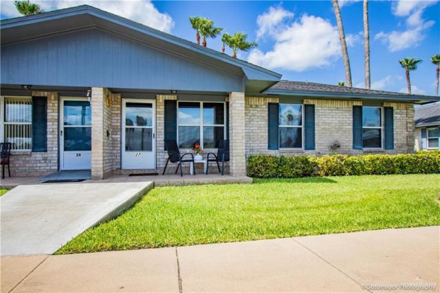 807 E 21st Street #27, Mission, TX 78572 (MLS #319337) :: The Lucas Sanchez Real Estate Team