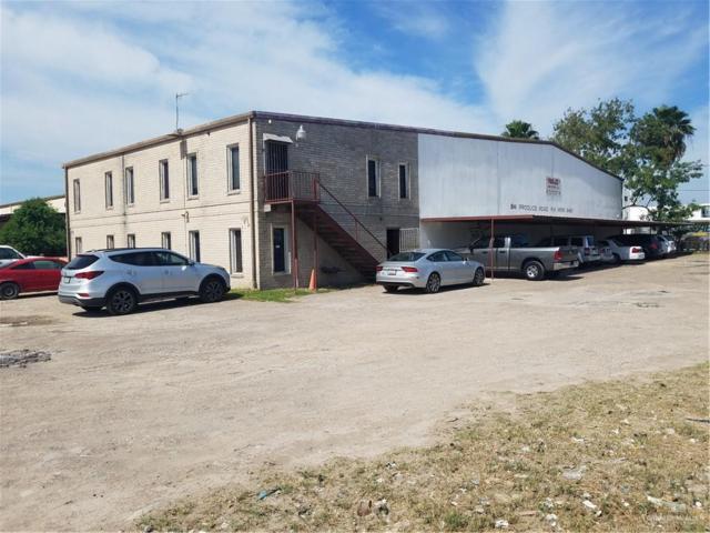800 E Produce Road, Hidalgo, TX 78557 (MLS #319372) :: The Ryan & Brian Real Estate Team