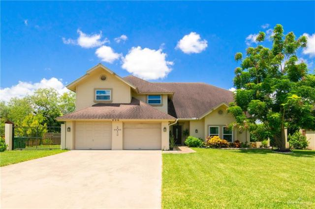 226 Rancho Viejo Boulevard, Brownsville, TX 78526 (MLS #319416) :: The Ryan & Brian Real Estate Team