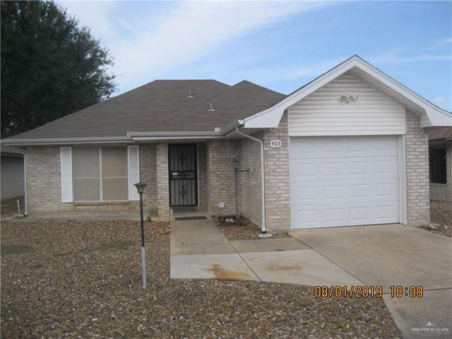 403 Venus Street, Mission, TX 78572 (MLS #319509) :: eReal Estate Depot