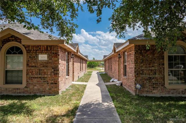 1614 W Portales Drive, Edinburg, TX 78539 (MLS #319524) :: Realty Executives Rio Grande Valley