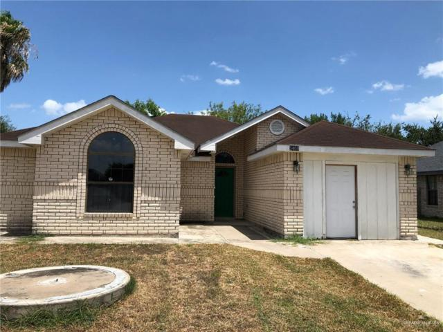 3400 N Tequila Drive, Pharr, TX 78577 (MLS #319605) :: The Ryan & Brian Real Estate Team