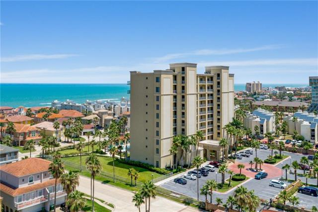 111 E Hacienda Boulevard #401, South Padre Island, TX 78597 (MLS #319649) :: The Lucas Sanchez Real Estate Team