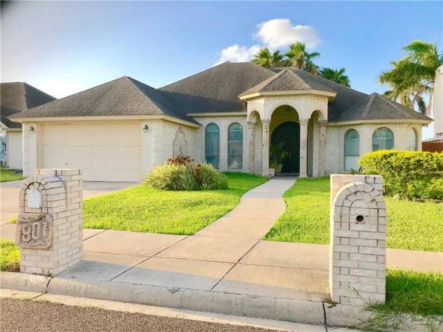 1807 Sebastian Street, Mission, TX 78572 (MLS #319664) :: The Lucas Sanchez Real Estate Team