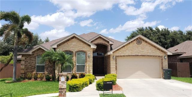 2105 E 27th Street, Mission, TX 78574 (MLS #319688) :: The Ryan & Brian Real Estate Team