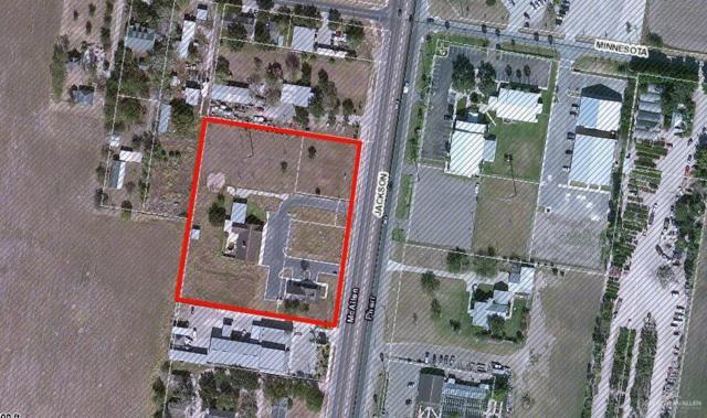 4605 N Jackson Road, Mcallen, TX 78504 (MLS #319759) :: eReal Estate Depot