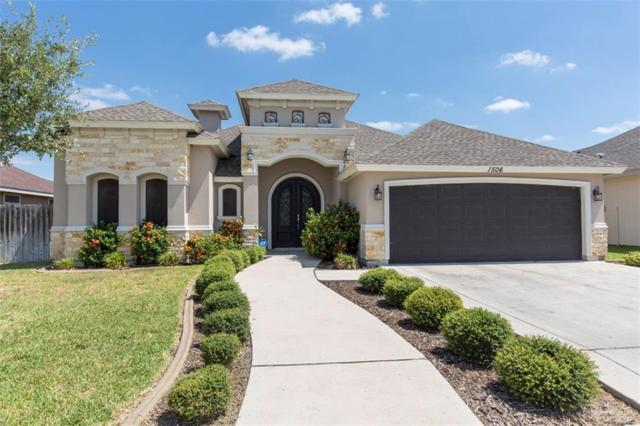 1506 Alexa Marie Street, Mission, TX 78574 (MLS #319777) :: The Lucas Sanchez Real Estate Team