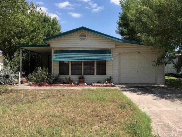 110 Covered Wagon Drive, Mission, TX 78574 (MLS #319783) :: The Ryan & Brian Real Estate Team