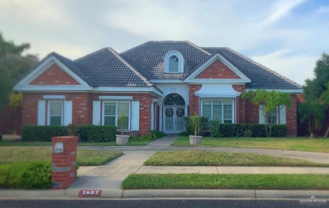 1607 Crown Pointe Boulevard, Mission, TX 78572 (MLS #319785) :: The Ryan & Brian Real Estate Team