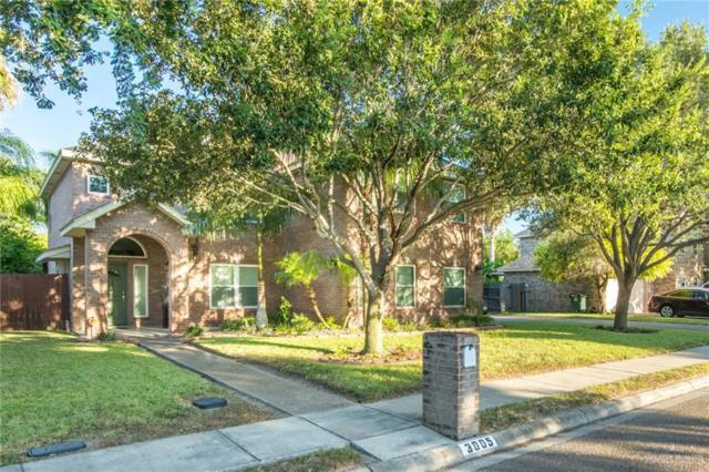 3005 Wisteria Drive, Mission, TX 78574 (MLS #319791) :: The Ryan & Brian Real Estate Team