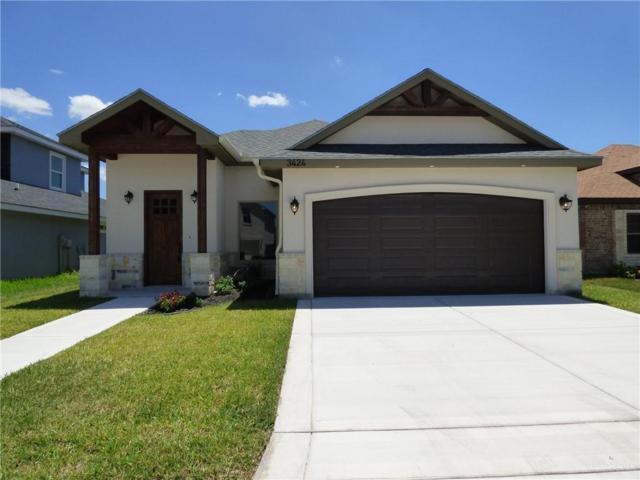 3424 Morris Street, Edinburg, TX 78542 (MLS #319880) :: The Ryan & Brian Real Estate Team
