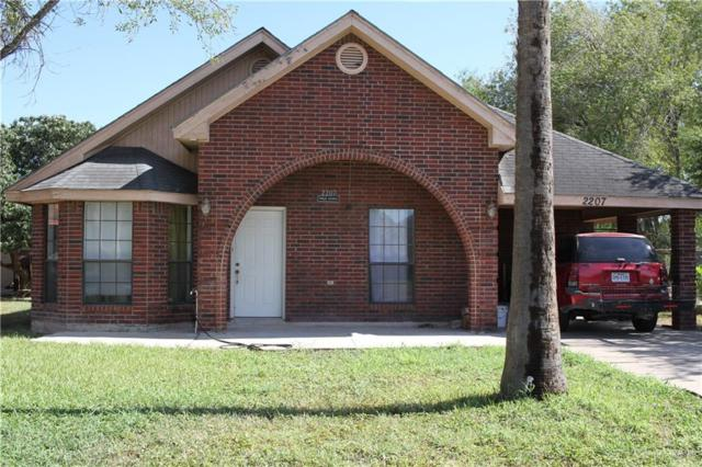 2207 Coma Street, Hidalgo, TX 78556 (MLS #319922) :: The Ryan & Brian Real Estate Team