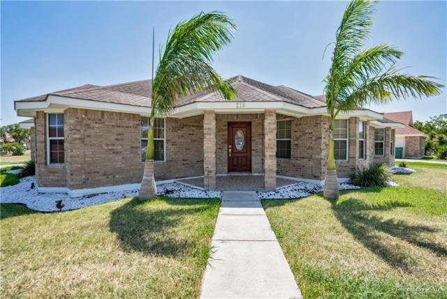 216 O'hara Drive, Pharr, TX 78577 (MLS #319957) :: HSRGV Group