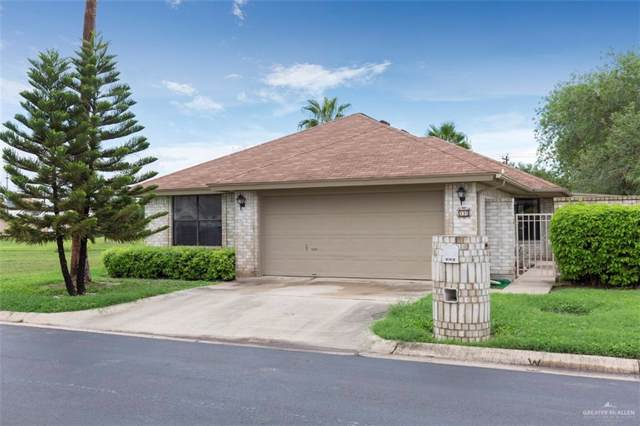 335 Heather Drive, Harlingen, TX 78552 (MLS #320145) :: The Ryan & Brian Real Estate Team