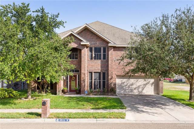 1915 Bunting Lane, Mission, TX 78572 (MLS #320297) :: The Ryan & Brian Real Estate Team