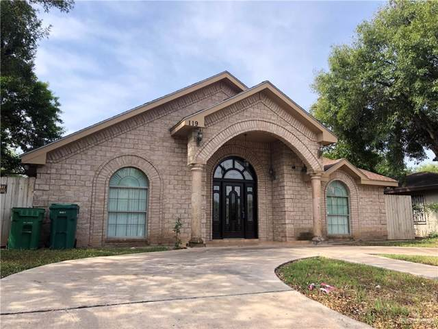 119 W Blue Jay Avenue, Pharr, TX 78577 (MLS #320740) :: BIG Realty