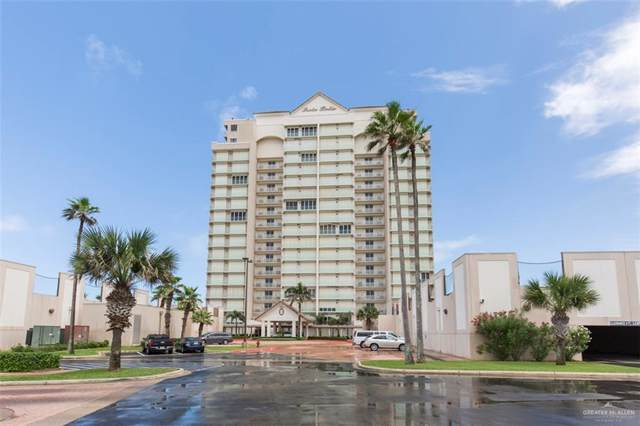 1300 Gulf Boulevard #802, South Padre Island, TX 78597 (MLS #320809) :: eReal Estate Depot