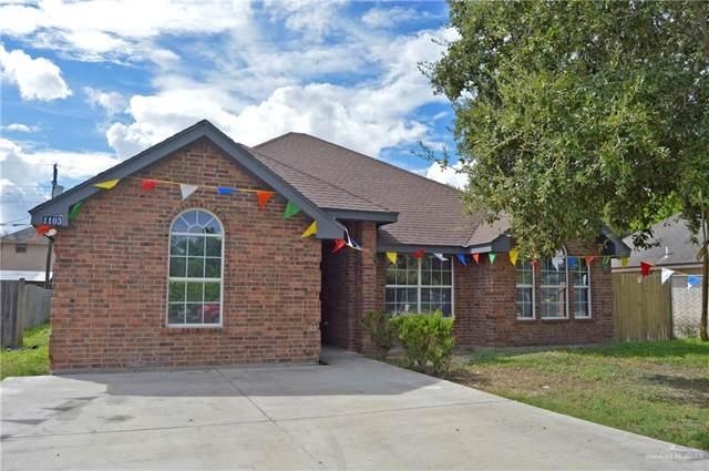 1103 Del Monte Drive, San Juan, TX 78589 (MLS #320810) :: The Ryan & Brian Real Estate Team