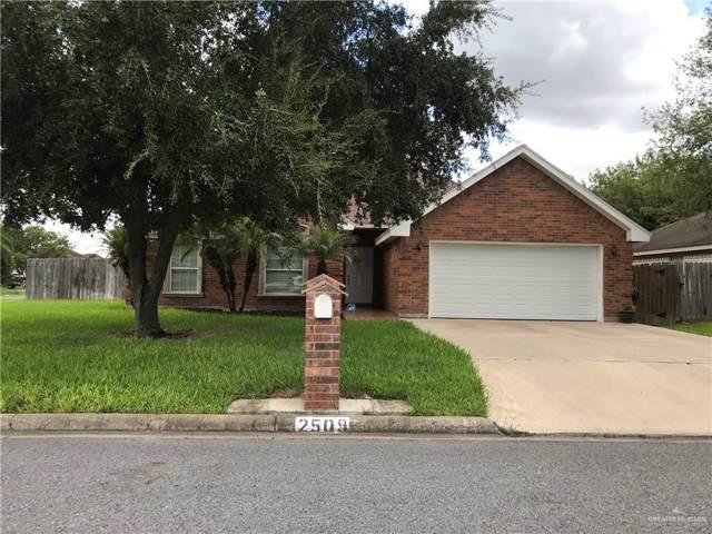 2509 Southridge Drive, Edinburg, TX 78539 (MLS #320824) :: The Ryan & Brian Real Estate Team