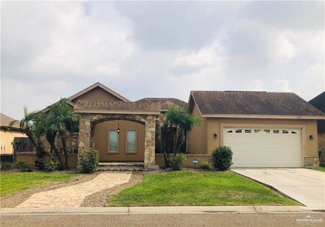 2409 Rhett Drive, Pharr, TX 78577 (MLS #321050) :: BIG Realty