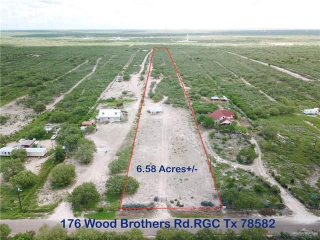 174 Wood Brothers Road, Rio Grande City, TX 78582 (MLS #321078) :: Realty Executives Rio Grande Valley