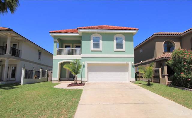 212 W Sunset Drive, South Padre Island, TX 78597 (MLS #321093) :: The Maggie Harris Team