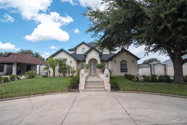 6918 Lucero Court, Palmview, TX 78572 (MLS #321109) :: Jinks Realty