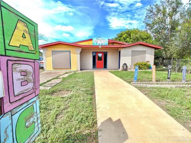 809 W Chavez Street, Edinburg, TX 78541 (MLS #321141) :: The Ryan & Brian Real Estate Team