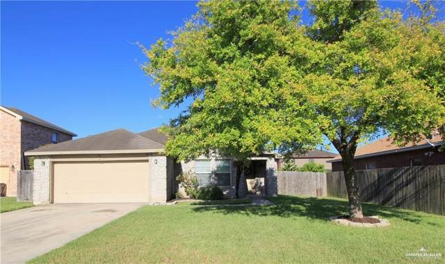 3812 Monette Street, Edinburg, TX 78539 (MLS #321218) :: The Maggie Harris Team