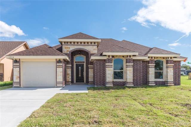 1916 Hibiscus Avenue, Weslaco, TX 78596 (MLS #321240) :: The Ryan & Brian Real Estate Team