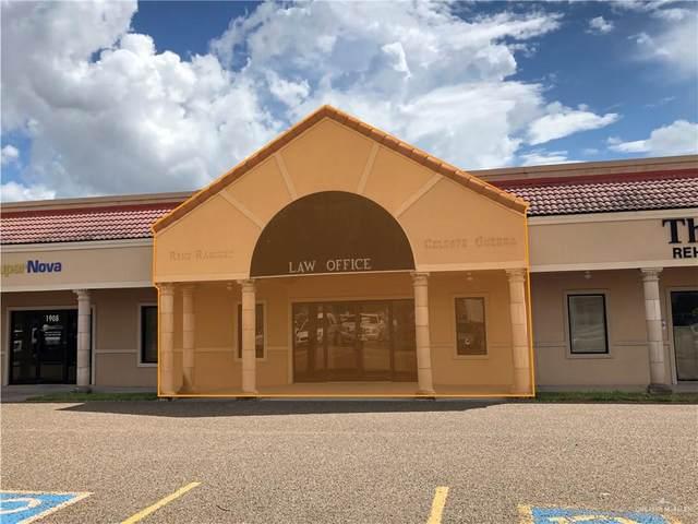 1906 Tesoro, Pharr, TX 78577 (MLS #321249) :: API Real Estate